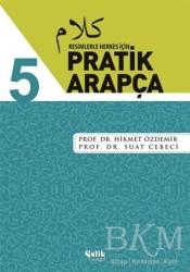 Çelik Yayınevi - Resimlerle Herkes İçin - Pratik Arapça 5