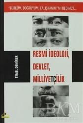 Ütopya Yayınevi - Resmi İdeoloji, Devlet, Milliyetçilik