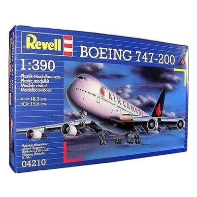Revell Maket Seti Boeing 747 Air Canada 4210