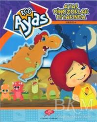 Düşyeri Yayınları - RGG Ayas : Ayas Dinozorlar Diyarında