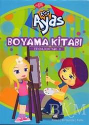 Düşyeri Yayınları - RGG Ayas : Boyama Kitabı