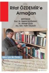 Hiperlink Yayınları - Rıfat Özdemir'e Armağan