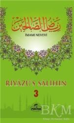 Ravza Yayınları - Riyazü's Salihin (3 Cilt Takım)