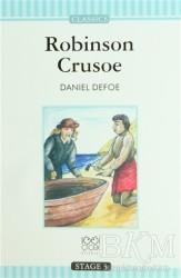 1001 Çiçek Kitaplar - Robinson Crusoe