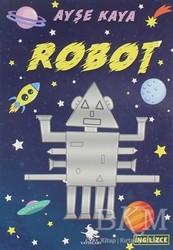 Cadı Yayınları - Robot İngilizce