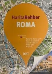 Dost Kitabevi Yayınları - Roma Harita Rehber