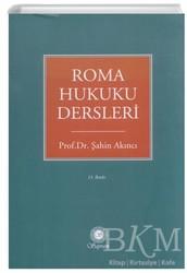 Sayram Yayınları - Roma Hukuku Dersleri