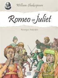 1001 Çiçek Kitaplar - Romeo ve Juliet