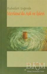 Elis Yayınları - Rubaileri Işığında Mevlana'da Aşk ve İşlevi