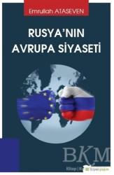 Hiperlink Yayınları - Rusya'nın Avrupa Siyaseti