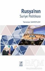 Hitabevi Yayınları - Rusya'nın Suriye Politikası
