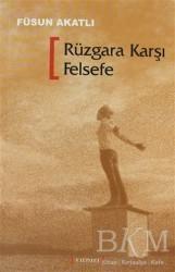 Kırmızı Yayınları - Rüzgara Karşı Felsefe
