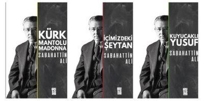 Sabahattin Ali Seti 3 Kitap Takım