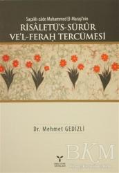 Umuttepe Yayınları - Saçaklı-zade Muhammed El-Maraşi'nin Risaletü's-Sürur Ve'l-Ferah Tercümesi