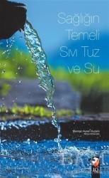 IQ Kültür Sanat Yayıncılık - Sağlığın Temeli Sıvı Tuz ve Su