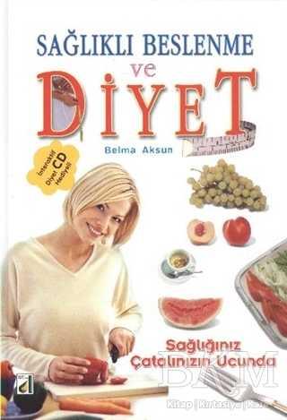 Sağlıklı Beslenme ve Diyet + CD