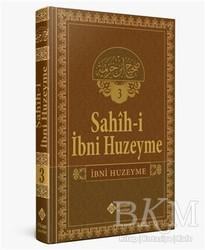 İ'tisam Yayınları - Sahihi İbni Huzeyme Cilt 3