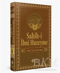 İ'tisam Yayınları - Sahihi İbni Huzeyme Cilt 4