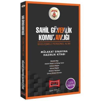Sahil Güvenlik Komutanlığı Mülakat Sınavına Hazırlık Kitabı Yargı Yayınları
