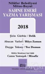 Mitos Boyut Yayınları - Sahne Eseri Yazma Yarışması 2018