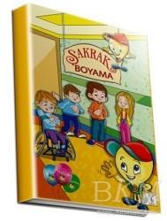 Bişnev Yayıncılık - Şakrak Boyama Kitabı