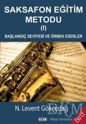 Ozan Yayıncılık - Saksafon Eğitim Metodu - 1
