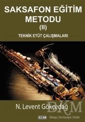 Ozan Yayıncılık - Saksafon Eğitim Metodu - 2