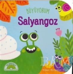 Net Çocuk Yayınları - Salyangoz - Büyüyorum