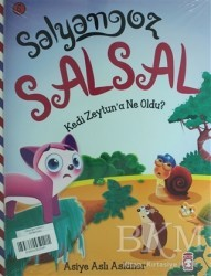 Timaş Çocuk - Salyangoz Salsa l- 2 Set (5 Kitap)