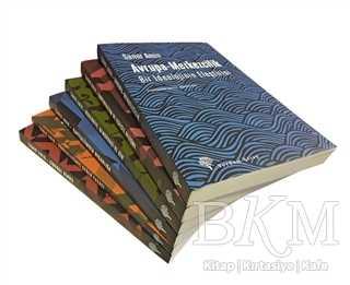 Samir Amin Seti 6 Kitap Takım
