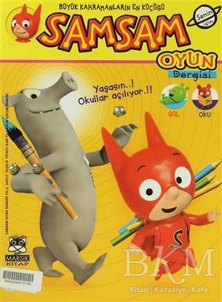 SamSam Oyun Dergisi Sayı:8