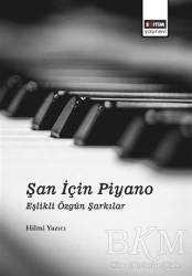 Eğitim Yayınevi - Ders Kitapları - Şan İçin Piyano