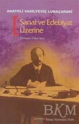 Kırmızı Yayınları - Sanat ve Edebiyat Üzerine