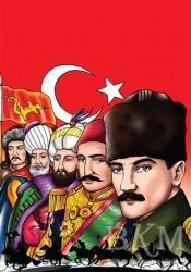 Babıali Kültür Yayıncılığı - Şanlı Türk Devletleri Hun İmparatorluğun'dan Türkiye Cumhuriyeti'ne