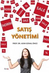 Beta Yayınevi - Satış Yönetimi