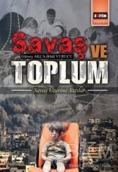Eğitim Yayınevi - Ders Kitapları - Savaş ve Toplum