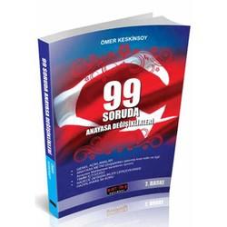 Savaş Yayınevi - Savaş Yayınları 99 Soruda Anayasa Değişiklikleri