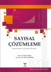 Umuttepe Yayınları - Sayısal Çözümleme