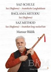 Cinius Yayınları - Saz - Schule Bağlama Metodu Saz Method