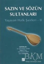 Gazi Kitabevi - Sazın ve Sözün Sultanları 2