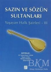 Gazi Kitabevi - Sazın ve Sözün Sultanları 3