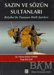 Gazi Kitabevi - Sazın ve Sözün Sultanları