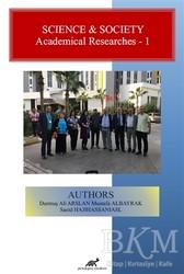 Paradigma Akademi Yayınları - Science and Society – Academical Researches 1