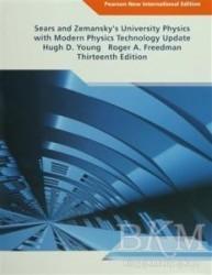Pearson Akademik Kitaplar - Sears and Zemansky's University Physics With Modern Physics Technology Update