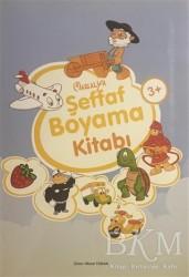 Nakkaş Yapım ve Prodüksiyon - Şeffaf Boyama Kitabı