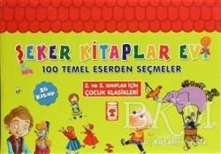 Timaş Çocuk - Şeker Kitaplar Evi (26 Kitap)