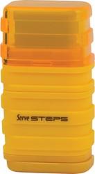 Serve - Serve Steps Silgili Kalemtıraş Sarı