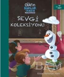 Doğan Egmont Yayıncılık - Sevgi Koleksiyonu - Olaf'ın Karlar Ülkesi Macerası