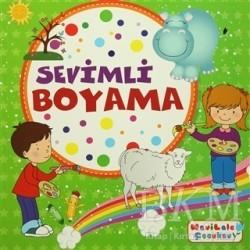 Mavi Lale Yayınları - Sevimli Boyama