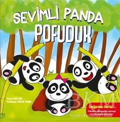 Net Çocuk Yayınları - Sevimli Panda Pofuduk